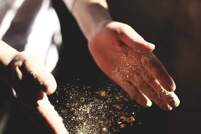 Hands Clapping Dust - Free photo on Pixabay (600894)