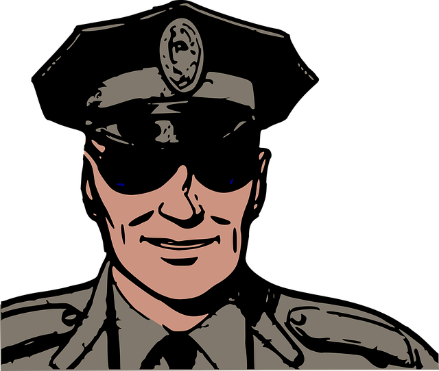 Cop Glasses Law - Free vector graphic on Pixabay (600954)