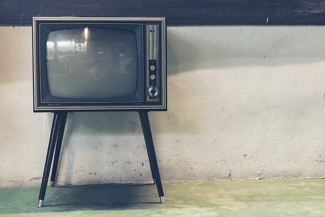 Tv Television Retro - Free photo on Pixabay (601001)