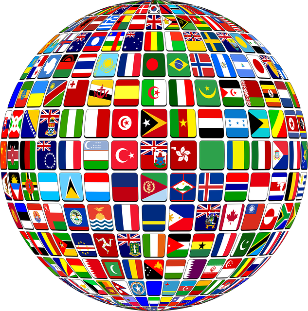 International World Flags - Free vector graphic on Pixabay (601002)