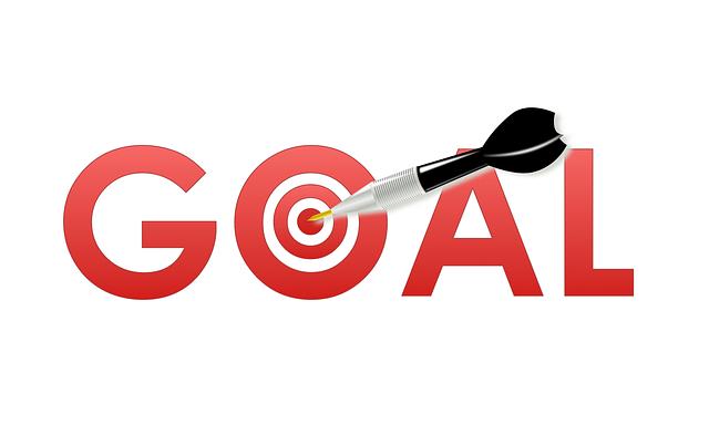 Goal Setting Dart - Free image on Pixabay (602718)