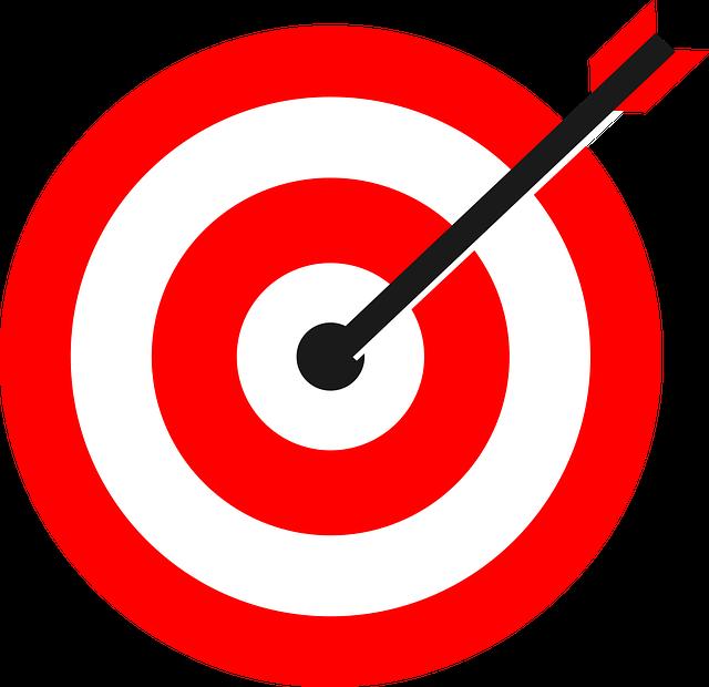 Target Arrow Bulls Eye - Free vector graphic on Pixabay (603113)