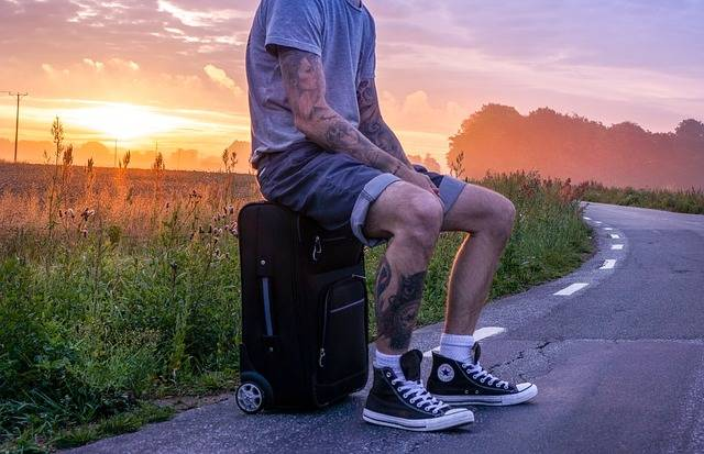 Traveler Hiker Trip - Free photo on Pixabay (604019)
