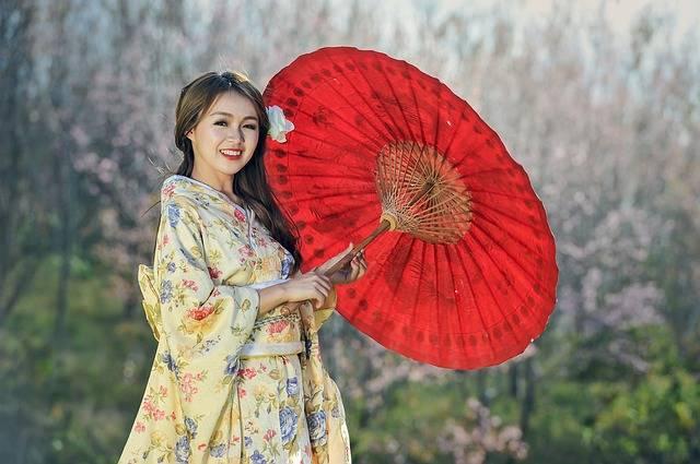 Beauty Asia Seductive - Free photo on Pixabay (604034)