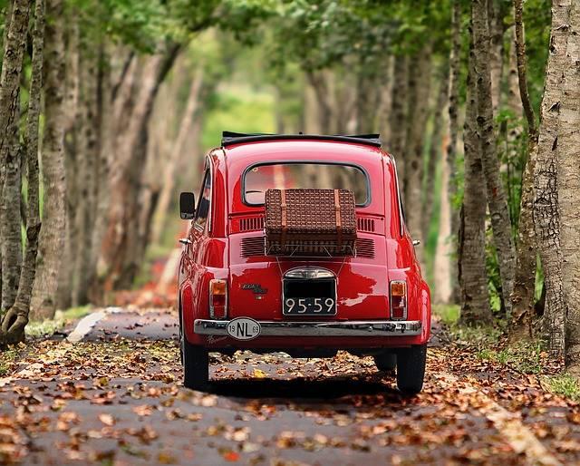 Fiat 500 Auto - Free photo on Pixabay (604038)