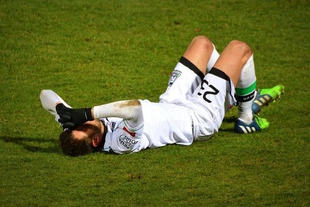 Football Injury Sports - Free photo on Pixabay (604480)