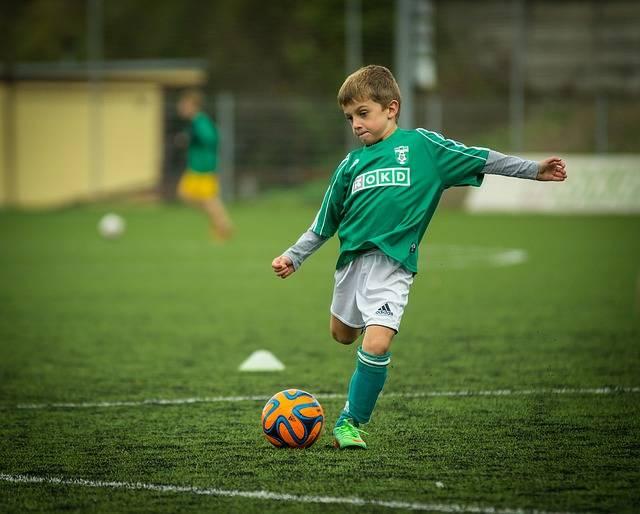 Child Soccer Playing - Free photo on Pixabay (604733)