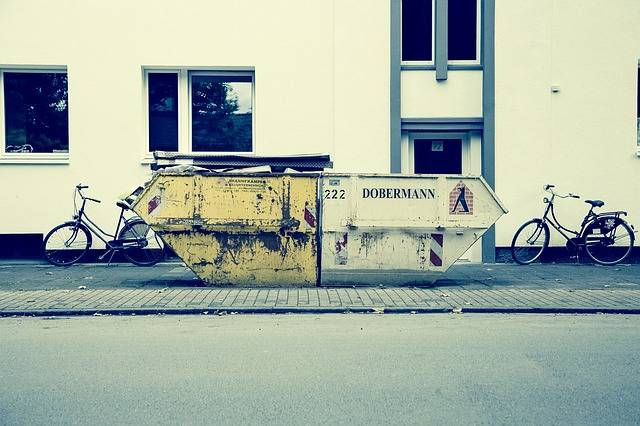 Waste Container Garbage Wheel - Free photo on Pixabay (605005)