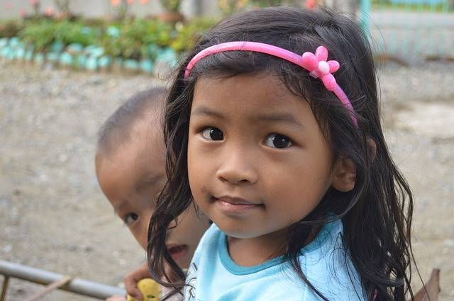 Filipino Girl Happy - Free photo on Pixabay (605009)