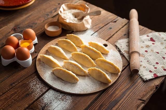 Cooking Pies Vareniki - Free photo on Pixabay (606737)