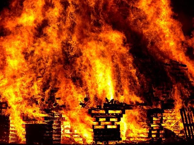 Fire Burn Hell - Free photo on Pixabay (607892)