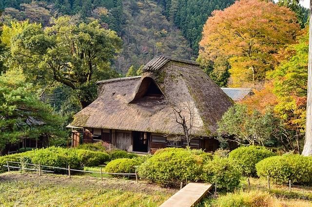Japan Landscape Japanese Style Old - Free photo on Pixabay (607894)