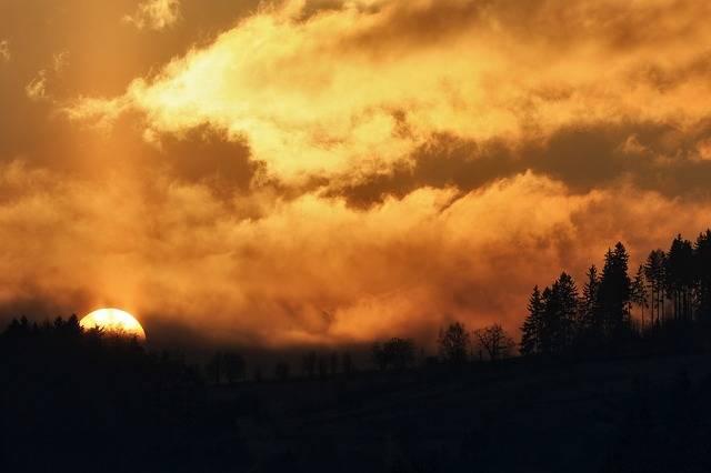 East The Sun Sunrise - Free photo on Pixabay (611046)