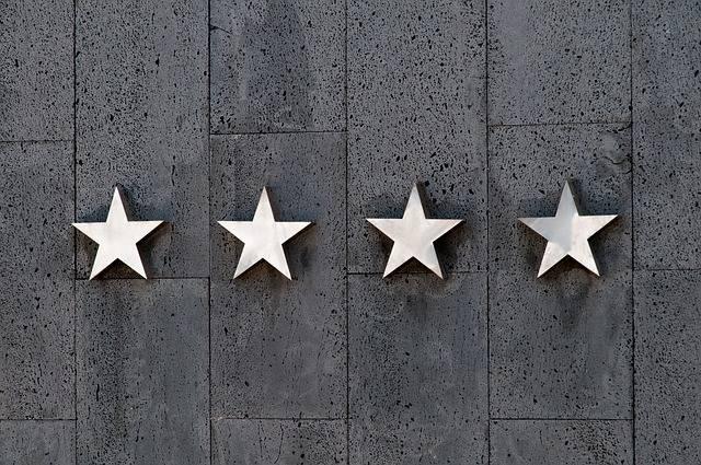 Stars Rating Travel - Free photo on Pixabay (611118)