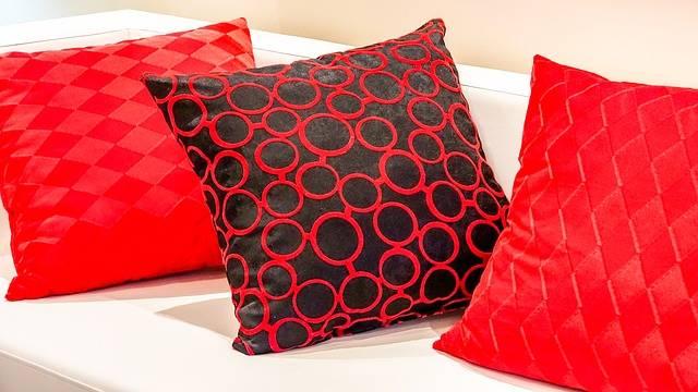 Pillow Sofa Cozy - Free photo on Pixabay (612480)
