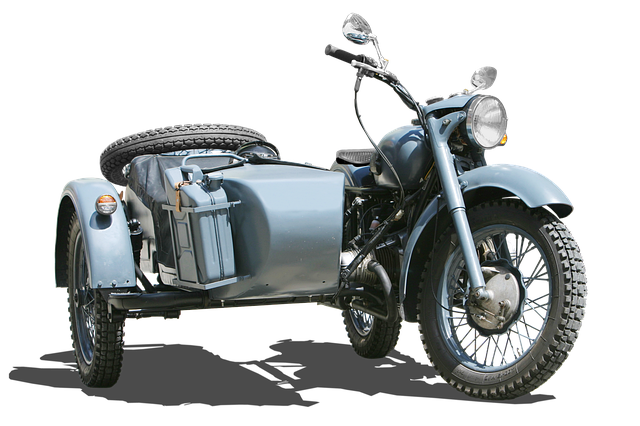 Bmw 500 Old Motorcycle Sidecar - Free photo on Pixabay (613170)