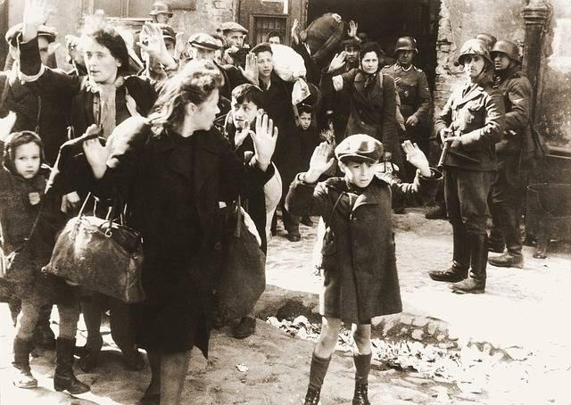 Ghetto Warsaw Fear - Free photo on Pixabay (613257)