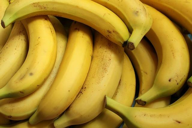 Bananas Fruit Food - Free photo on Pixabay (613538)