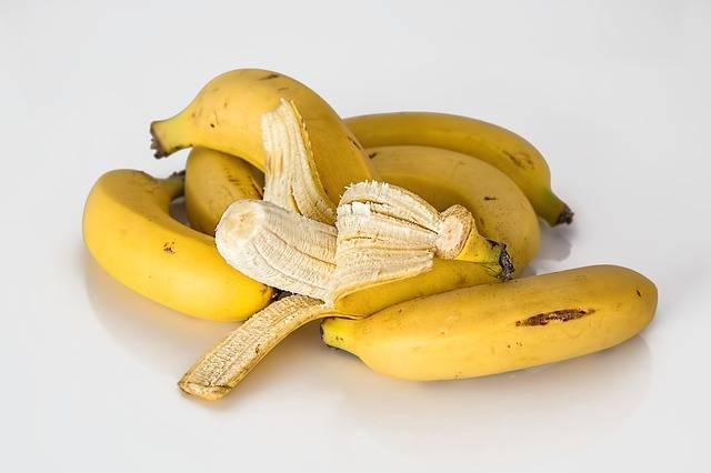 Banana Tropical Fruit Yellow - Free photo on Pixabay (613569)