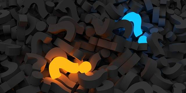 Question Mark Pile Questions - Free image on Pixabay (614121)