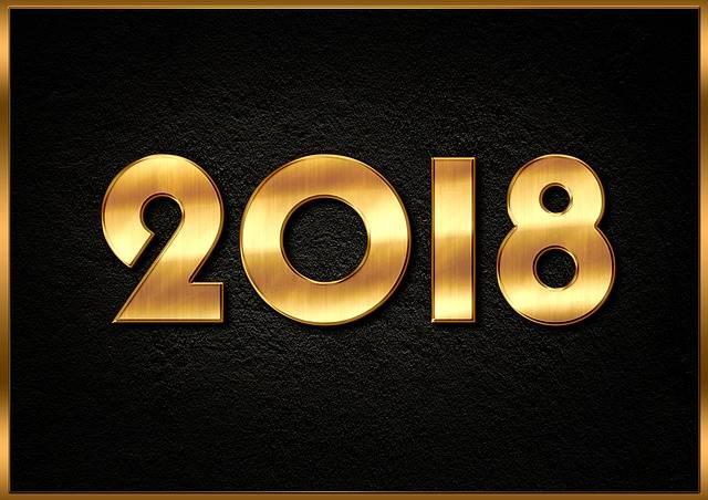 New Year'S Eve 2018 Day - Free photo on Pixabay (614247)