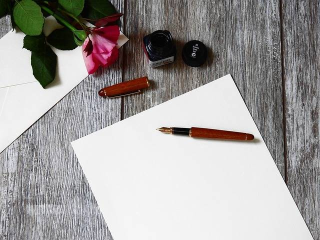 Letters Paper Write - Free photo on Pixabay (614817)