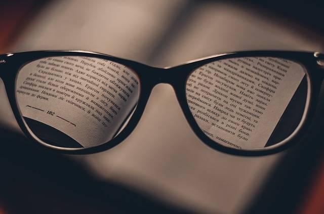 Glasses Reading Spectacles - Free photo on Pixabay (614819)