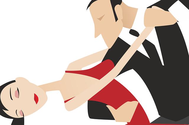Tango Dance Pair - Free image on Pixabay (616089)