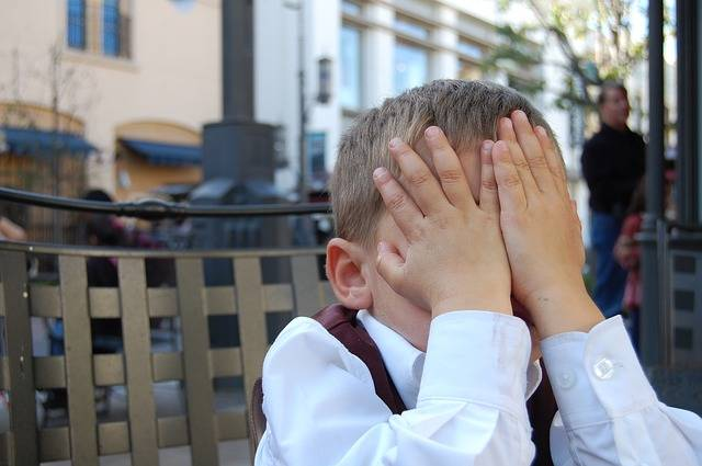 Boy Facepalm Child - Free photo on Pixabay (616843)