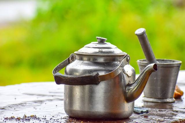 Tea Kettle Mortar - Free photo on Pixabay (616855)