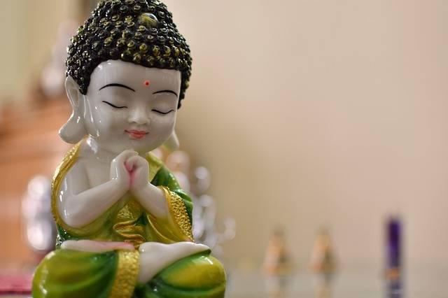 Buddha Little Buddhism - Free photo on Pixabay (621222)