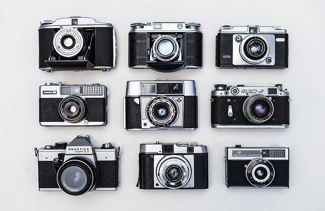 Old Retro Cameras - Free photo on Pixabay (623214)