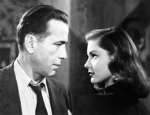 Humphrey Bogart Lauren Bacall - Free photo on Pixabay (623378)