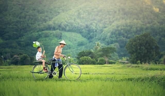 Bicycle Cambodia Outside - Free photo on Pixabay (623713)