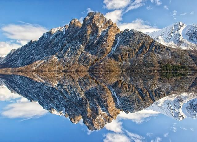Mountain Water Landscape - Free photo on Pixabay (623822)