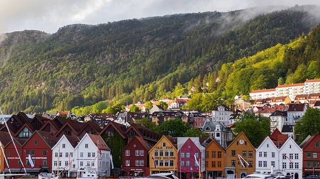 Norway Mountains Houses - Free photo on Pixabay (623823)