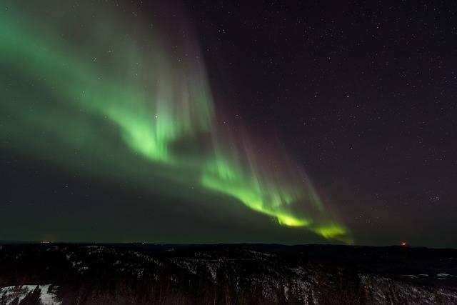 Aurora Borealis Northern - Free photo on Pixabay (623824)