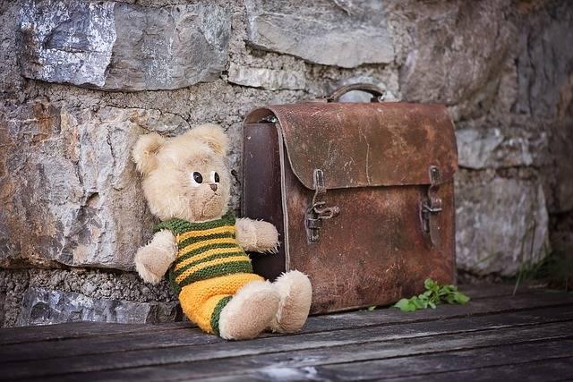 Teddy Bear Stuffed Animals - Free photo on Pixabay (624051)