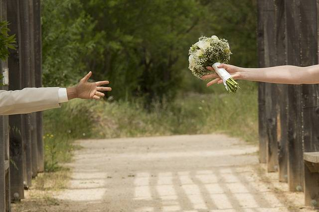 Wedding Separation Love - Free photo on Pixabay (625015)