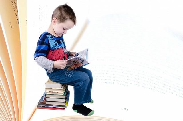 Child Book Boy - Free photo on Pixabay (626991)