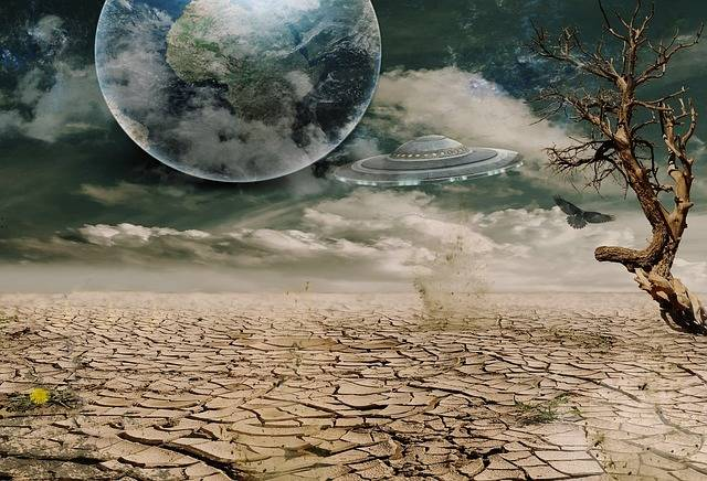 Earth Ufo World - Free image on Pixabay (627473)
