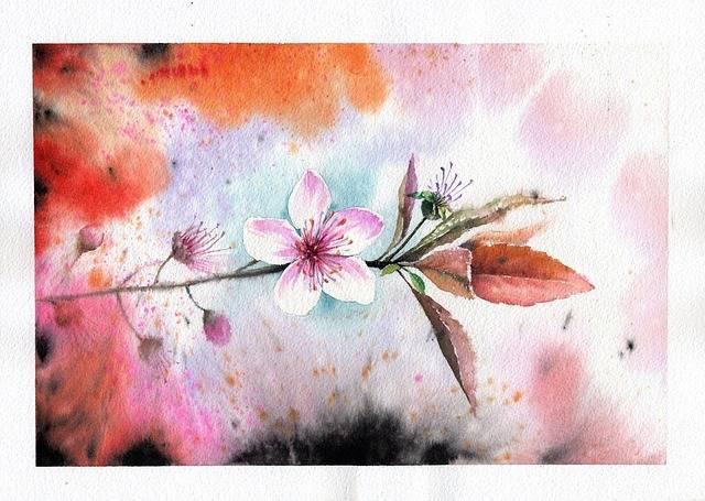 Again Peach Flowers - Free image on Pixabay (627475)
