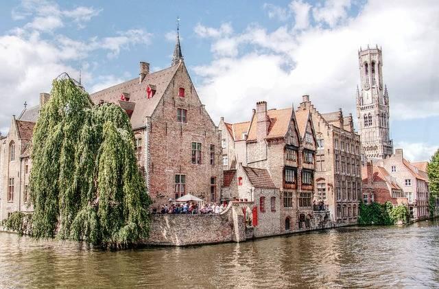 Belfry Tower Bruges - Free photo on Pixabay (627478)