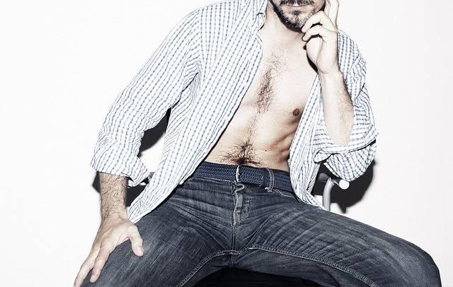 Vogue Man Jeans - Free photo on Pixabay (627673)