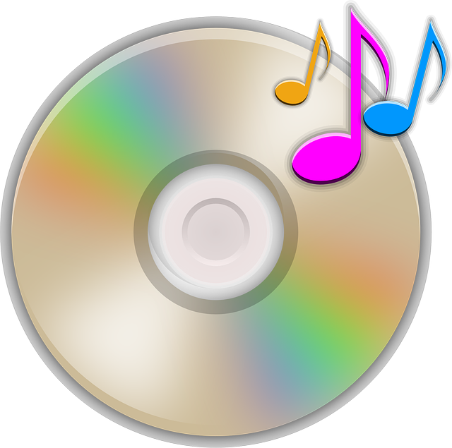 Cd Music Audio - Free vector graphic on Pixabay (631022)