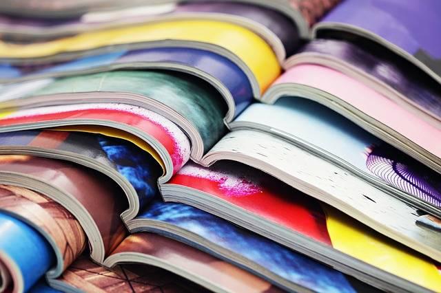Magazine Colors Media - Free photo on Pixabay (631741)