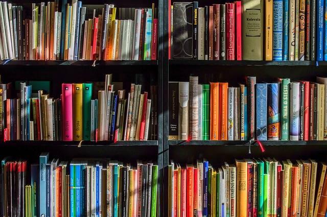 Books Bookstore Book - Free photo on Pixabay (631755)