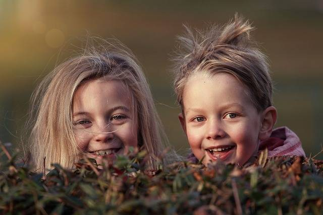 Children Happy Siblings - Free photo on Pixabay (631973)