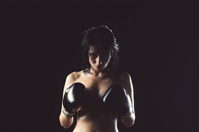 Girl Boxer Fighter - Free photo on Pixabay (633128)