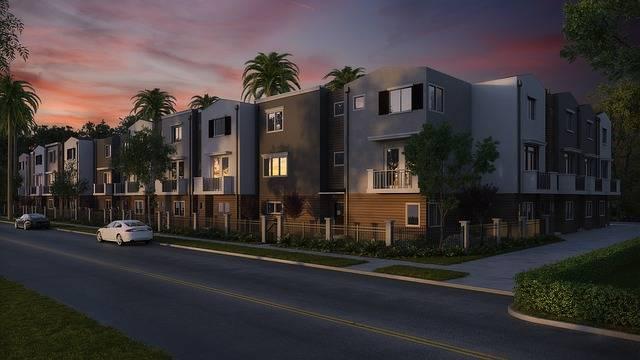 Condominium Condo Architecture - Free photo on Pixabay (633848)